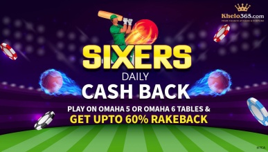 Sixers Daily Cashback